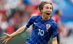Croatia giao Modric vai trò mới ở ĐTQG
