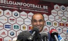 Thầy cũ Everton 'nở mày nở mặt' với tuyển Bỉ