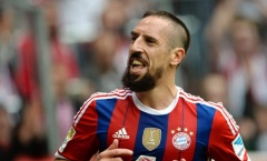 Ribery chọn vô địch Champions League thay vì Bundesliga