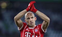 Arjen Robben sẽ đến châu Á chơi bóng?