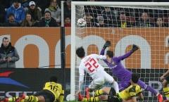 Borussia Dortmund: Dấu hỏi bản lĩnh