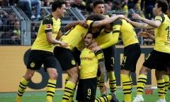 Tổng hợp vòng 27 Bundesliga: Ngôi đầu đổi chủ, thất vọng Gladbach
