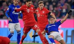 Đè bẹp Schalke, Bayern đón chào sự trở lại của 'ông vua đánh cắp không gian'