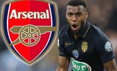Chuyển nhượng Pháp 28/06: Arsenal áp sát Lemar; PSG giải cứu Pepe