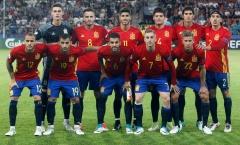 'Dải ngân hà' trị giá 620 triệu bảng của U21 Tây Ban Nha