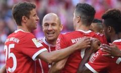 Sau vòng 8 Bundesliga: Ánh hào quang trở lại Allianz Arena