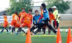 Ông Mai Đức Chung 'than thở' học trò nữ chỉ chạy được hơn 60 phút