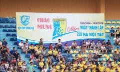 Hà Nội T&T bị phạt nặng trước lượt đi vòng Tứ kết Cúp QG 2016