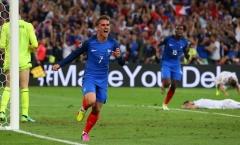 Đội tuyển Pháp: Tìm đối tác cho Antoine Griezmann