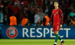 Vấn đề của người Bồ: Ronaldo quá đen!
