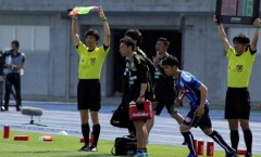 Công Phượng lần thứ 2 ra sân ở J.League 2