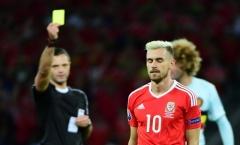 Nên sửa lại điều luật treo giò cầu thủ nhận thẻ vàng thứ hai ở EURO
