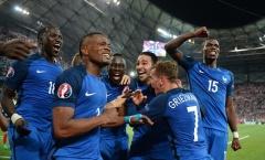 Didier Deschamps là vua Midas mới của bóng đá Pháp
