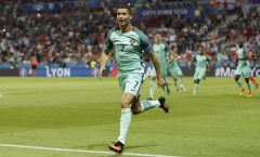 Cristiano Ronaldo - Khi lịch sử không chọn lầm người