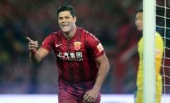 """Top 10 ngôi sao nổi danh rời """"trời Âu"""" sang Trung Quốc chơi bóng"""