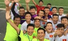 U16 Việt Nam toàn thắng: Hẹn Thái Lan ở chung kết