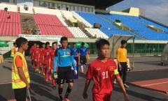 Tiết lộ 'bảo bối' giúp U16 Việt Nam vượt 'tường lửa' vùi dập Singapore