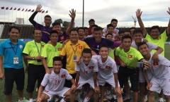 """""""Mục tiêu của U16 Việt Nam là giành vé dự giải U17 Thế giới"""""""