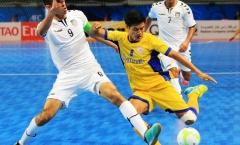 S.Khánh Hòa tự tin trước trận tứ kết giải futsal châu Á
