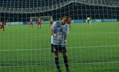 """U16 Thái Lan dùng """"bùa phép"""" để thắng U16 Campuchia"""