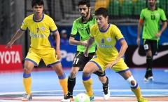 Sanna Khánh Hòa dừng bước ở tứ kết giải futsal các CLB châu Á