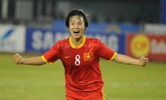 Tuyển nữ Việt Nam thắng 14-0 trước Singapore