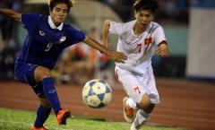 Tuyển nữ thách thức đối thủ Thái Lan