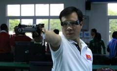 Hoàng Xuân Vinh vào chung kết 10m súng ngắn hơi