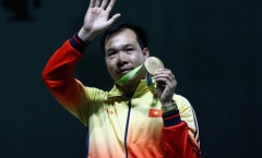 Báo chí quốc tế ca ngợi chiến tích Hoàng Xuân Vinh