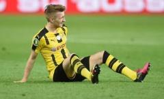 Dortmund sốt ruột về chấn thương của Reus