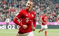 Màn trình diễn ấn tượng của 'Robbéry' cho hợp đồng mới với Bayern?
