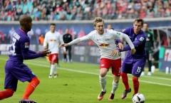 RB Leipzig giẫm đạp truyền thống để thành Leicester của Đức