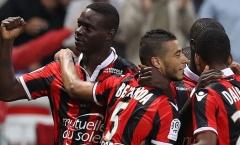 Nice: Nạn nhân chảy máu tài năng vẫn chạm đỉnh Ligue 1
