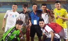 Cầu thủ CLB Hà Nội được đón giao thừa bên gia đình