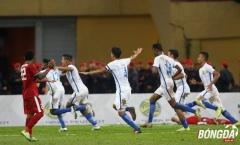 U22 Malaysia xuất sắc đánh bại kình địch để vào chung kết SEA Games 29