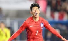 Bị loại từ vòng bảng World Cup, ĐT Hàn Quốc vẫn được thưởng tiền tỷ