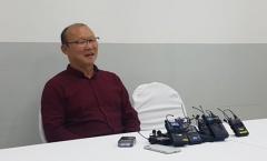 HLV Park Hang-seo: 'Năm 2018 như một phép màu đối với tôi'