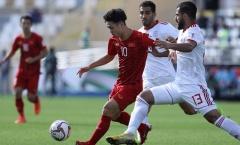 Thua Iran, nhưng nên nhớ tuyển Việt Nam đang ở sân chơi châu lục