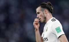 'Trận gặp Barcelona này sẽ là cơ hội cuối cùng của Bale'