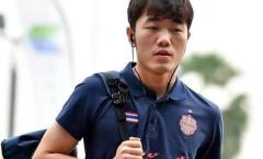 Xuân Trường đang chịu kết cục buồn trên đất Thái