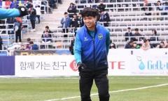 Công Phượng bị Incheon United gạt thẳng tay ở vòng 9 K-League