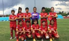 Việt Nam lỡ cơ hội bảo vệ ngôi vô địch giải U14 nữ châu Á 2016