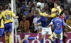 Buffon, Ibrahimovic và kí ức tại Estadio do Dragao…
