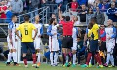 Mỹ 2-1 Ecuador: Thảm họa Antonio Valencia