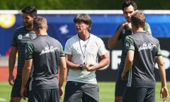 Vượt qua Ý, Đức sẽ chạm một tay vào chức vô địch