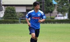 Công Phượng được Mito Hollyhock điền tên đá chính tại J-League 2