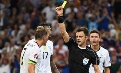 Pháp đánh bại Đức: Khi trọng tài là bạn chủ nhà