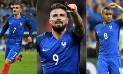 Góc chiến thuật: Pháp sẽ thắng Bồ Đào Nha, vì...