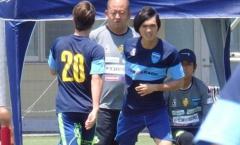 Tuấn Anh dính chấn thương, lỡ cơ hội ra sân ở chiến thắng của Yokohama