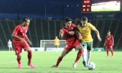 Toàn thắng và trắng lưới, U16 Thái Lan thách thức Australia